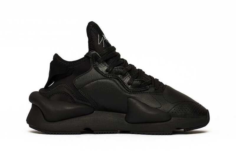 Adidas Y-3 by Yohji Yamamoto Black