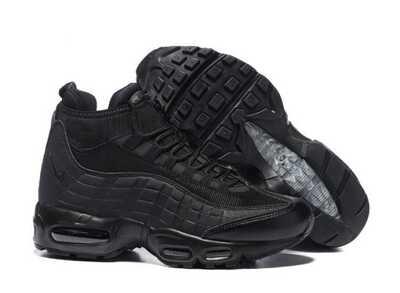 Nike Air Max 95 Sneakerboot Черные