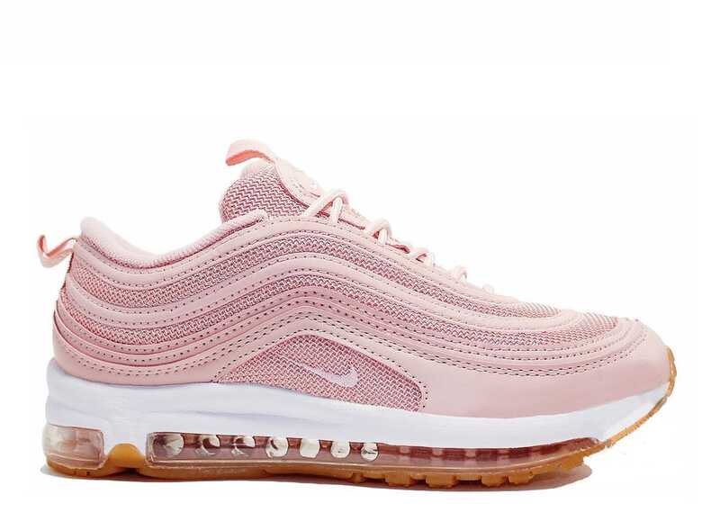 Nike Air Max 97 Hyperfuse Розовые