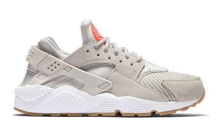 NIKE WMNS AIR HUARACHE RUN TXT ROSE