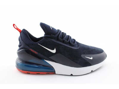 Nike Air Max 270 Navy Suede
