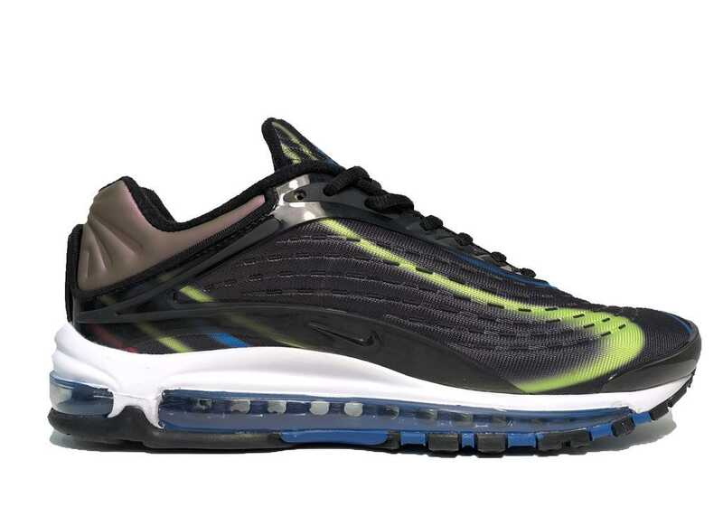 Nike Air Max 97 Deluxe Midnight Navy Черные