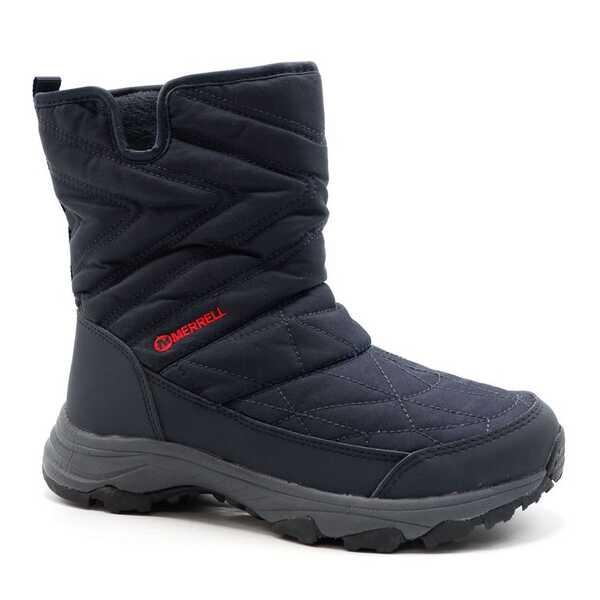 Дутики Merrell Boots H Синие с мехом