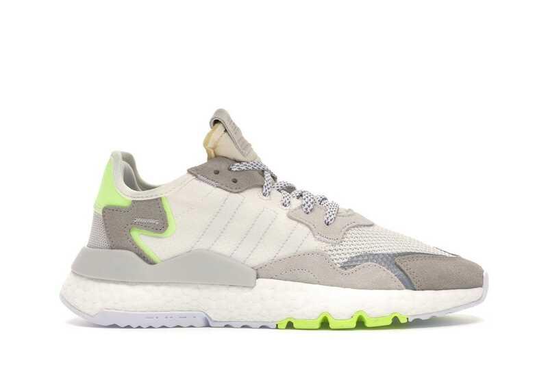 Adidas Nite Jogger Off White Hi-Res