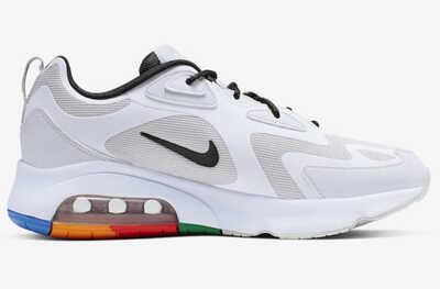 Nike Air Max 200 Белые