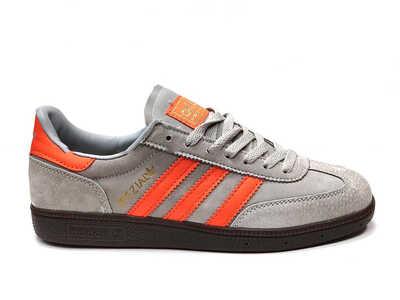 Adidas Spezial Серо-оранжевые