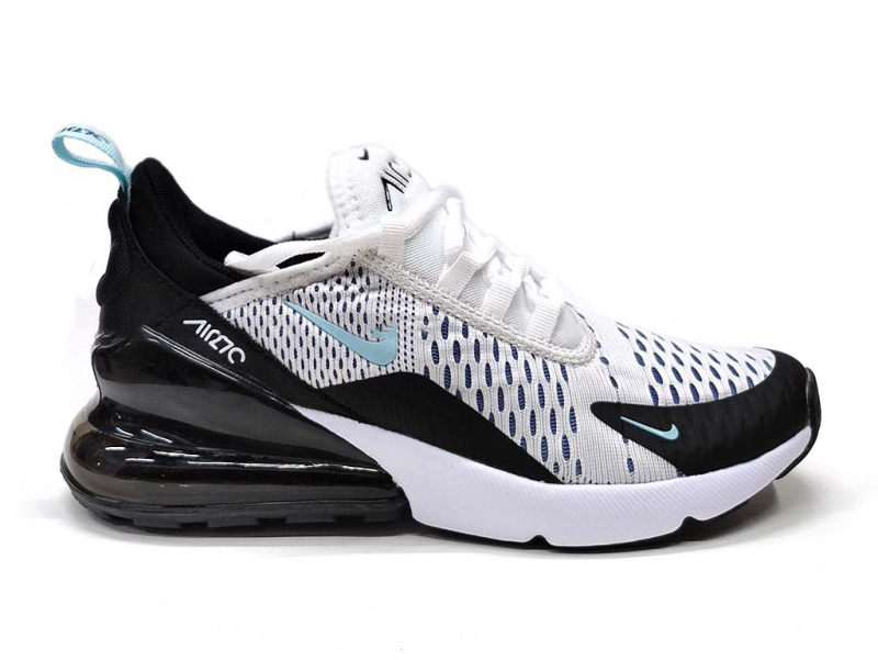 Nike Air Max 270 White/Black/Blue