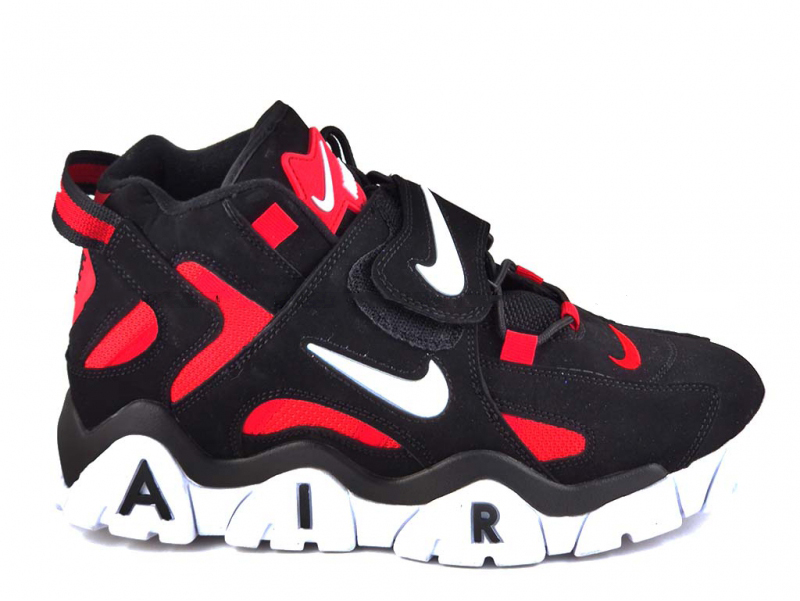 Nike Air Barrage Black/Red N19