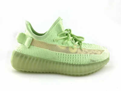Adidas Yeezy Bost 350 V2 Neon Green_mobile