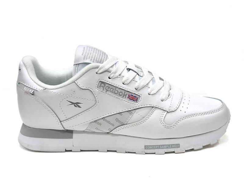 Reebok Classic Concept Sample 002 White/Grey