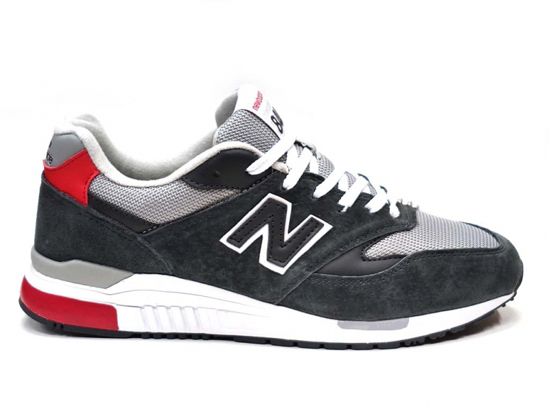 New Balance 840 Grey/Red