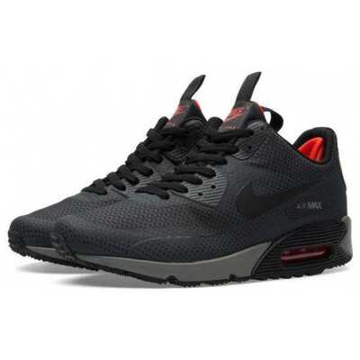 Nike Air Max 90 Sneakerboot Серые_mobile