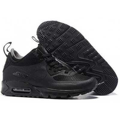 Nike Air Max 90 Sneakerboot Черные