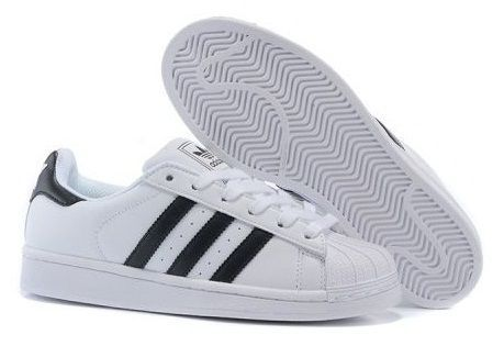 Adidas Superstar Белые