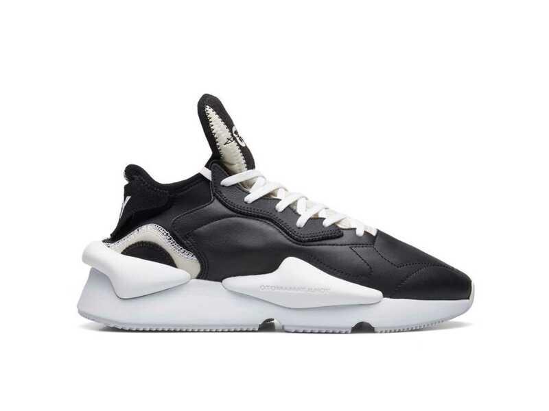 Adidas Y-3 Черные