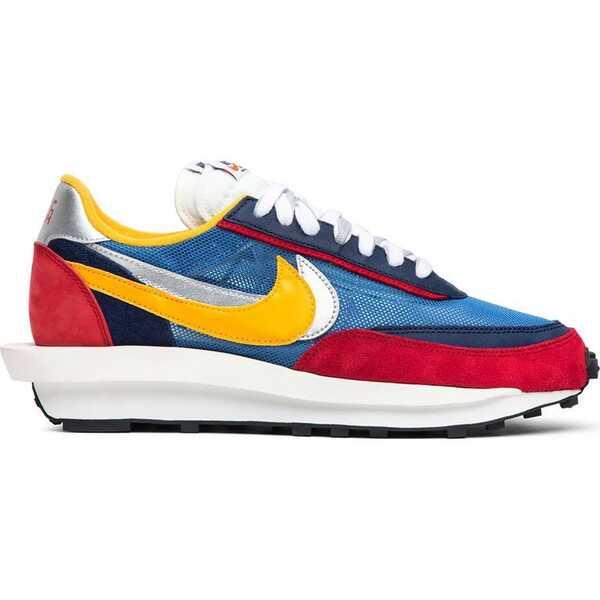Nike LVD Waffle X Sacai Blue