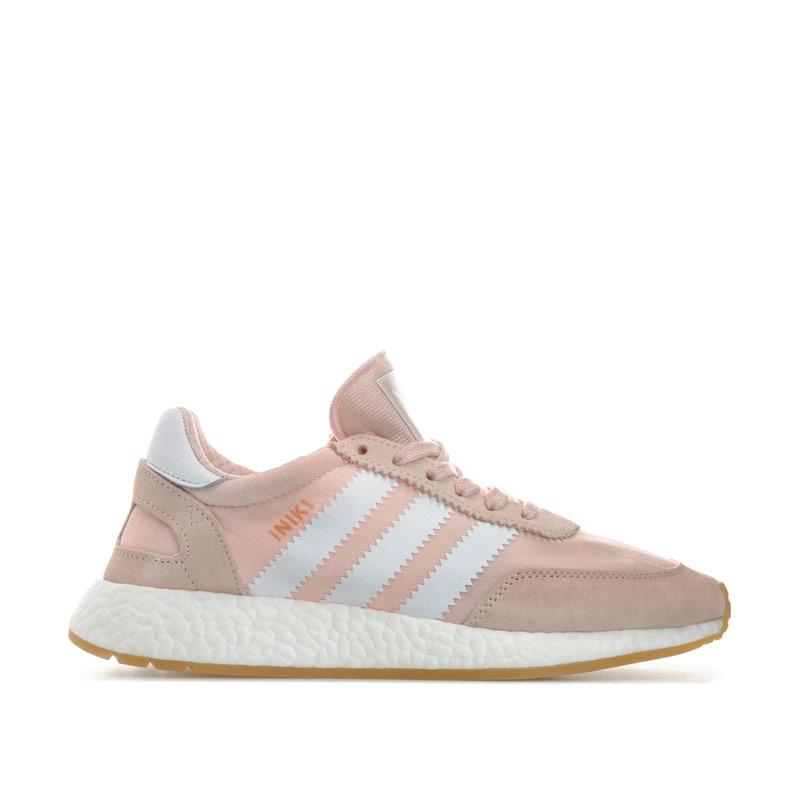 Adidas Iniki Розовые