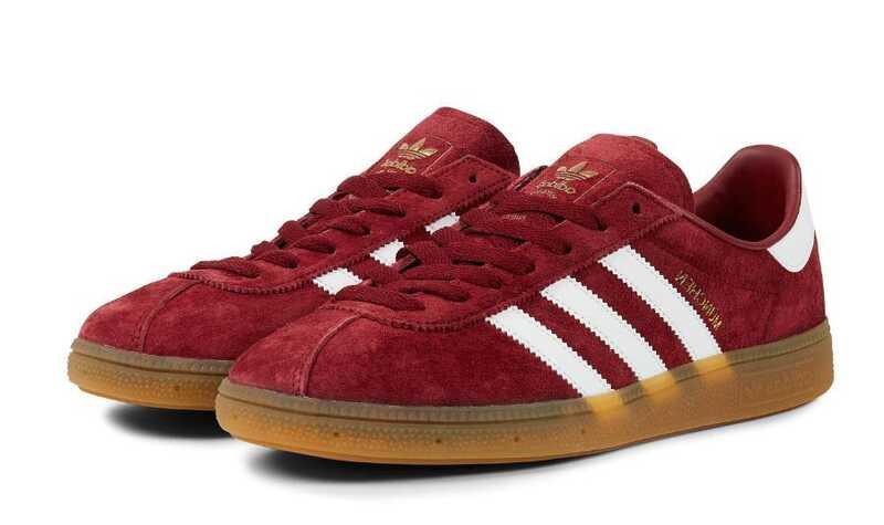 Adidas Munchen Красные
