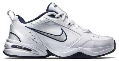 Nike Air Monarch Белые