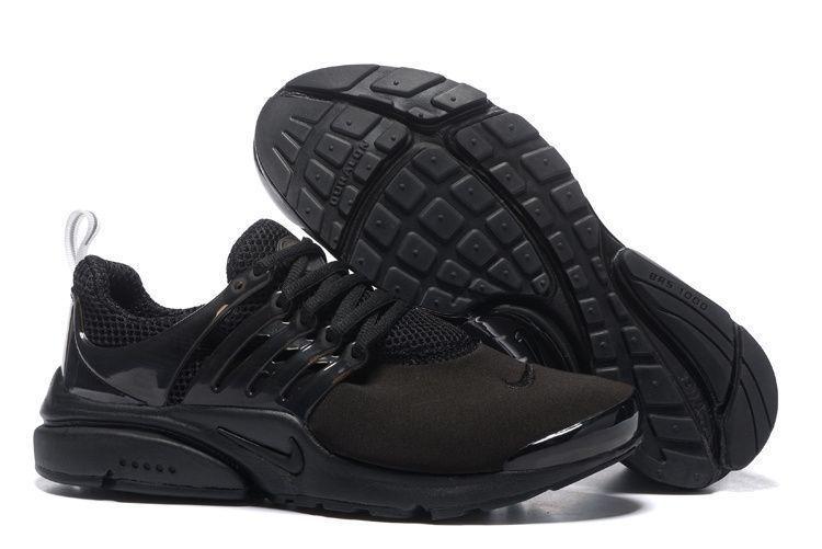 Nike Air Presto Черные