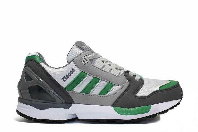 Adidas Zx 8000 Зеленые