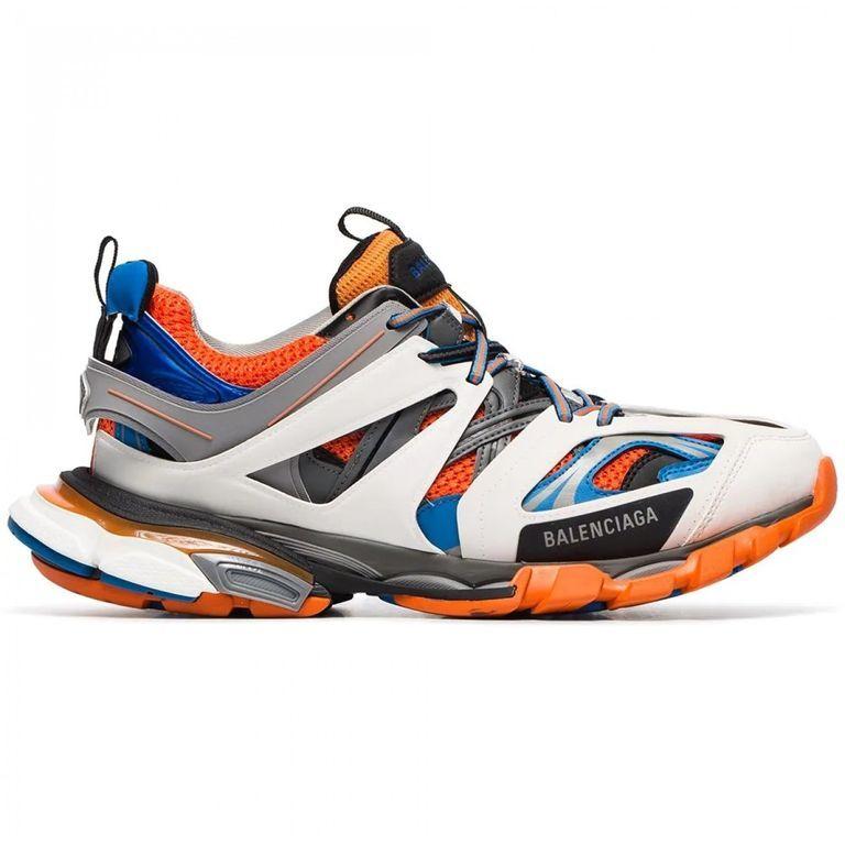 Balenciaga Track Trainers Оранжевые