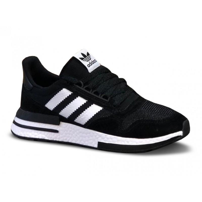 Adidas ZX 500 Черно-белые