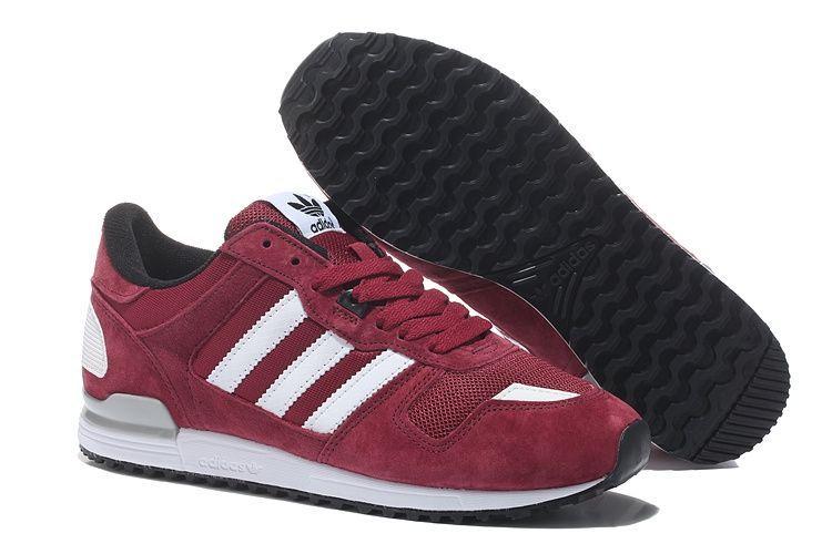 Adidas ZX 700 Красные