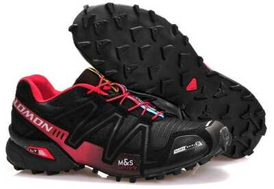 Salomon Speedcross 3 Красные