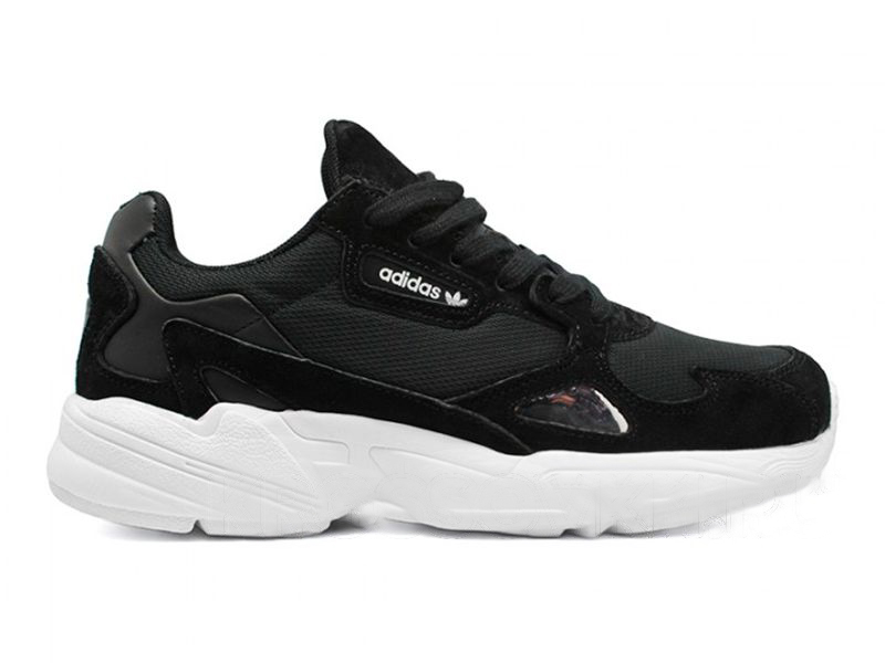 Adidas Falcon Leather Black/White