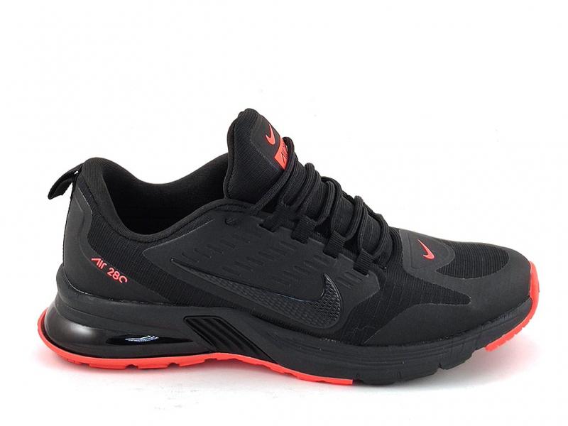 Nike Air Max 280 Черно-оранжевые