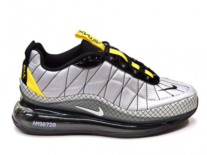 Nike AM-98-720 Серебряные