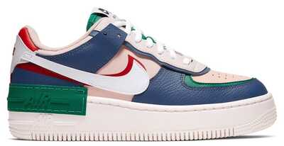 Nike Air Force 1 Low Триколор