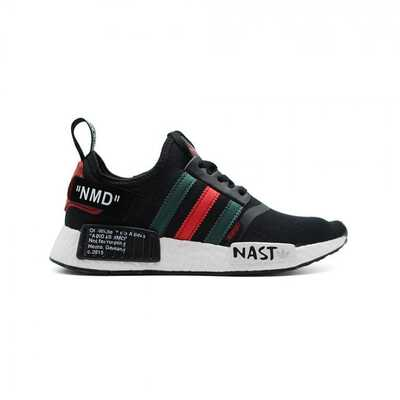 Adidas NMD R1 X OFF WHITE NASTY