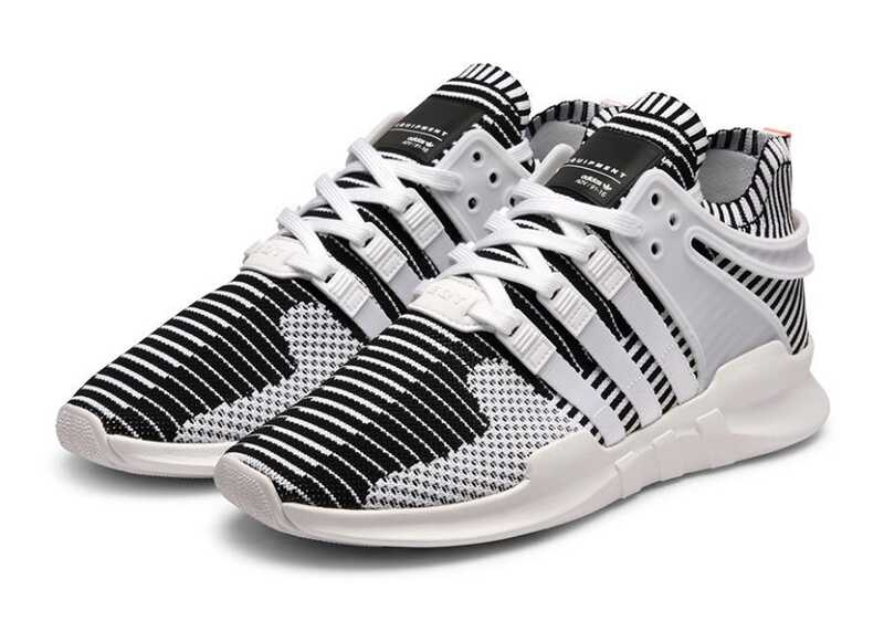 "Adidas Equipment ""ADV PRIMEKNIT"" Zebra"