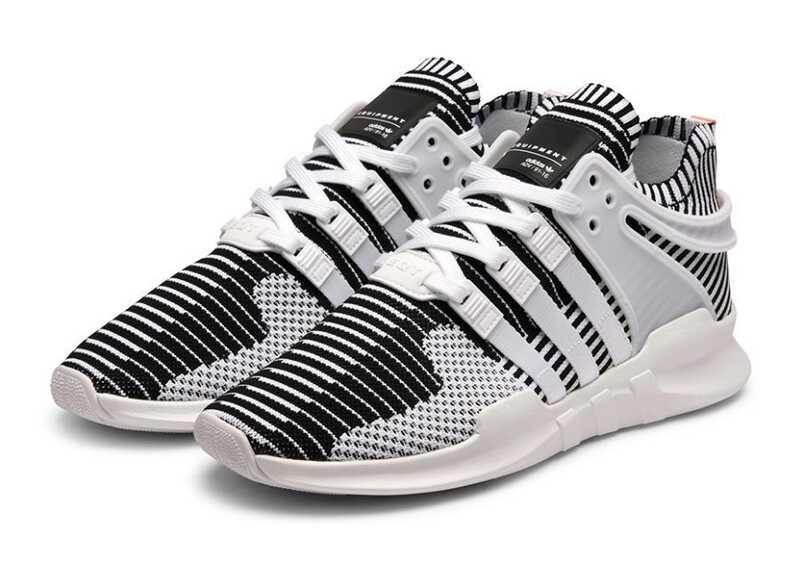 "Adidas Equipment ""ADV PRIMEKNIT"" Zebra"