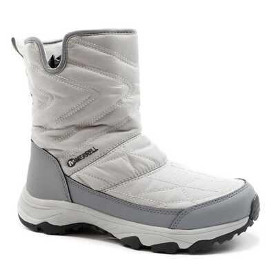 Дутики Merrell Boots H Серые с мехом