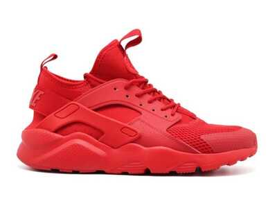 Nike Air Huarache Ultra  All Red