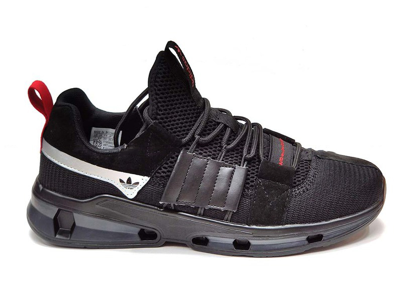 Adidas Twinstrike ADV S Черно-красные