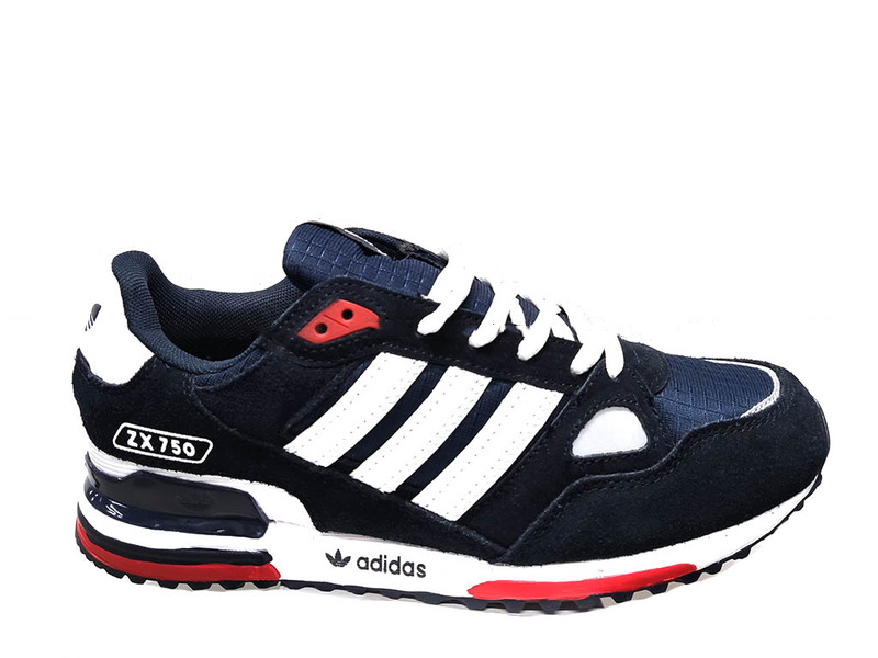 Adidas ZX 750 Blue/Red