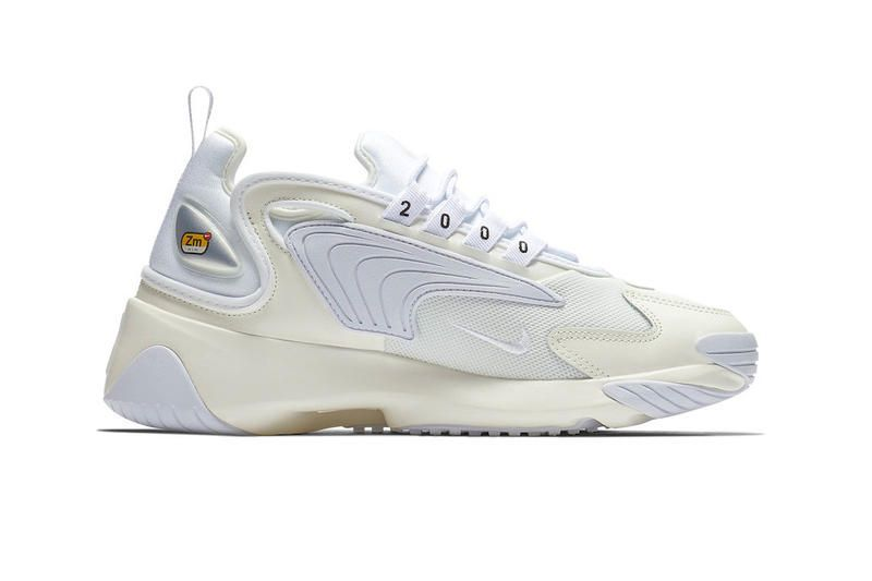 Nike Zoom 2k All White