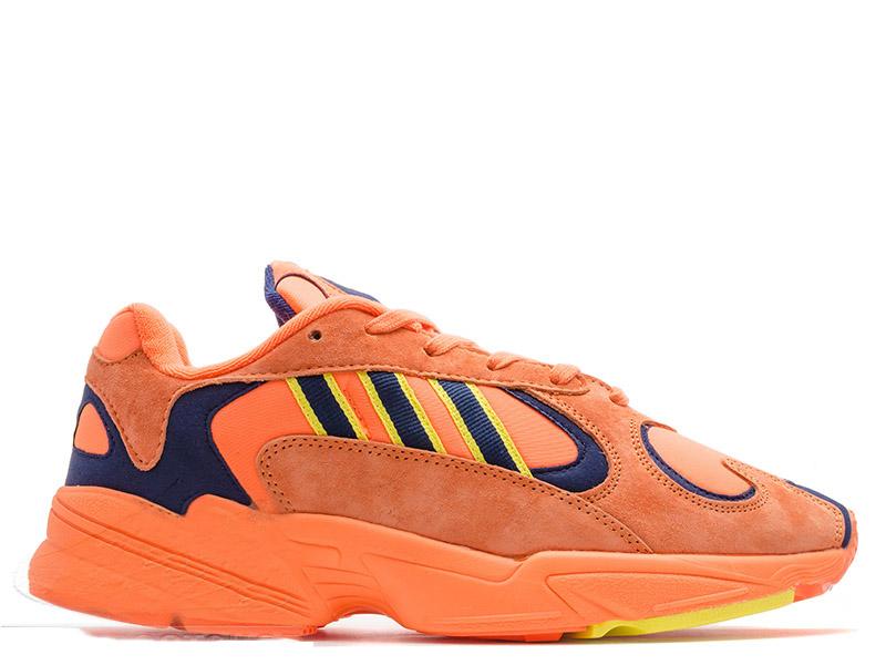 Adidas Yung Goku Оранжевые