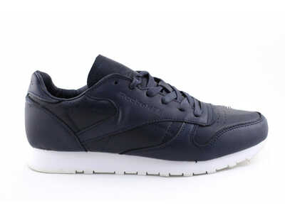 Reebok Classic Leather Dark Blue_mobile