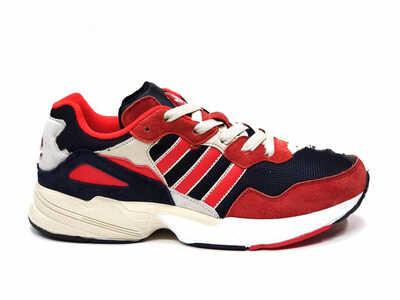 Adidas Yung-96 Red/Beige/Navy