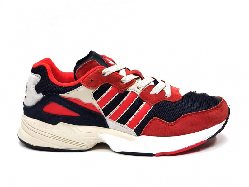 Adidas Yung-96 Red/Beige/Navy