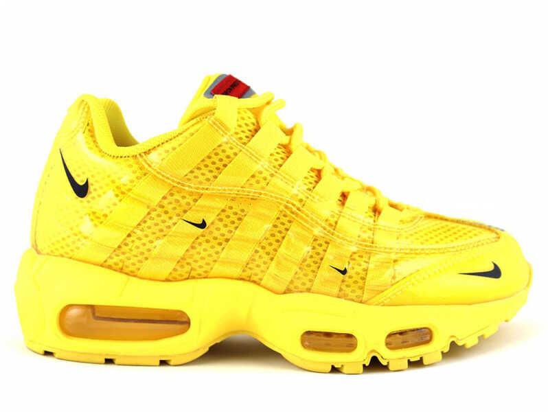 Nike Air Max 95 Heron Preston Yellow/Black