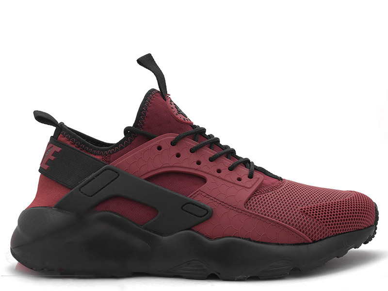 Nike Air Huarache Ultra Burgundy/Black