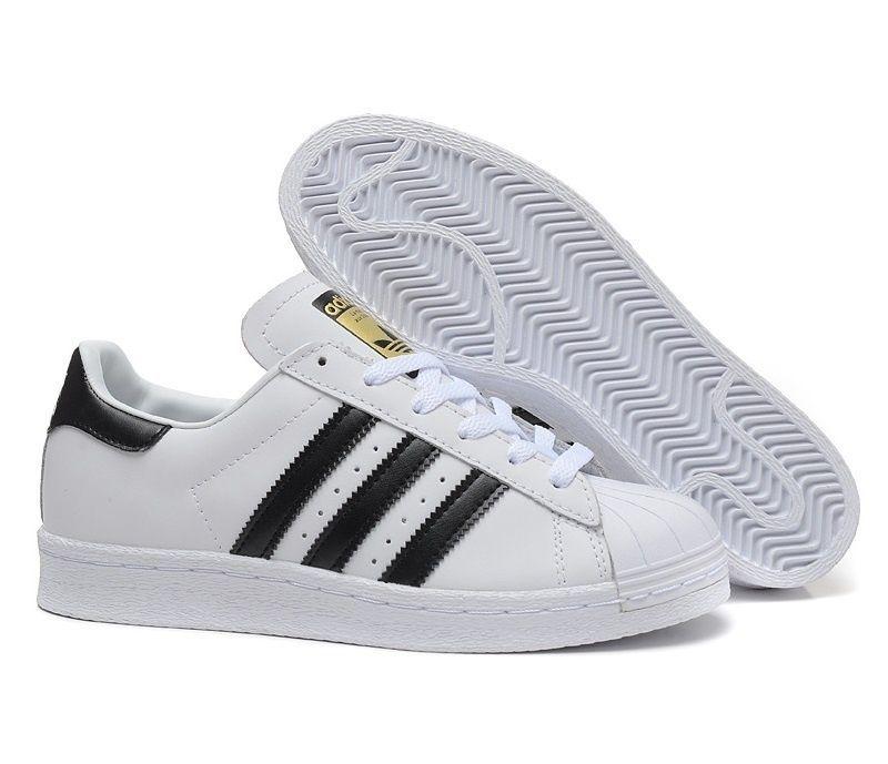 Adidas Superstar Черно-белые