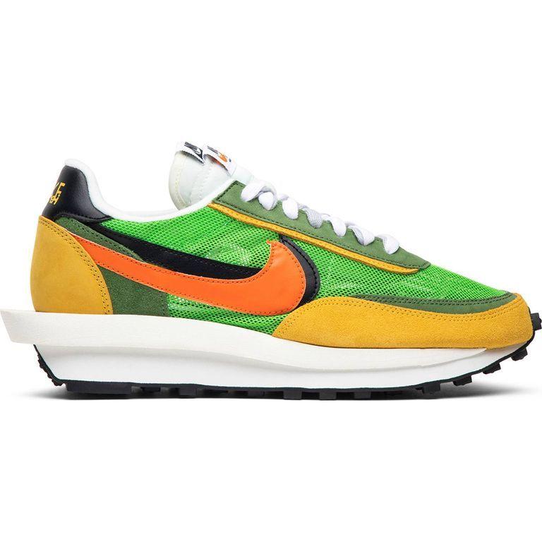 Nike LVD Waffle X Sacai Green