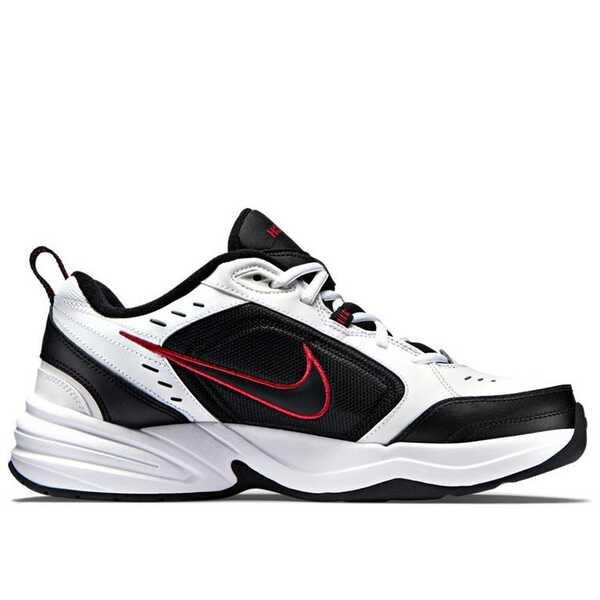 Nike Air Monarch Черно-белые